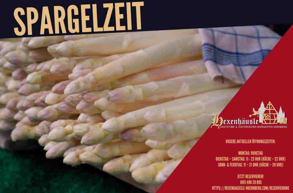 Spargel - Asparagus - Hexenhäusle